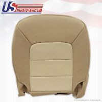 2003 to 2006 Ford expedition Eddie Bauer Limited Driver bottom Vinyl seat cover
