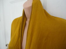 Ladies mustard gold shawl/scarf. Accessorize