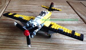 Lego Creator Propellor Power 6745 - 100% Complete