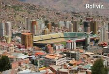Bolivia South America Photo Fridge Refrigerator Magnet Travel Souvenir (149)