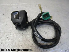 KYMCO QUANNON 125 (2008) Switch Gear Left Hand