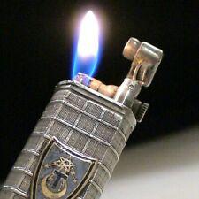 Briquet * DUNHILL SYLPHIDE Argent Massif * Solid Silver gas LIGHTER * Feuerzeug