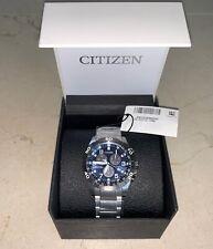 Citizen Eco-Drive Super Titanium Men's Watch Brycen Timepiece BL5558-58L