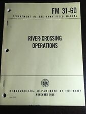 FM 31-60 River Crossing Operations November 1966