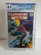 Detective Comics #298 (1961) - CGC 4.5