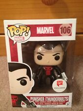 Funko POP! Marvel #106 Punisher (Thunderbolts) Walgreens Exclusive Near Mint