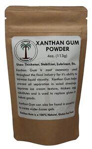 Xanthan Gum - Food Grade - 4 oz...U.S. SELLER!!!