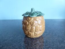 Vintage - Sylvac - No. 583 - Pineapple - Preserve Pot