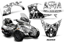AMR Racing Can Am BRP RT-S Spyder Full Trim Kit Wrap Roadster Decals 2014+ RP W
