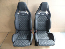 Mercedes C63 AMG C 63 Coupe Edition 1 W205 Performance Sitz Sitze vorn