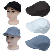 Cool4 Kinder Schnabel Flatcap Baumwolle Schiebermütze Gatsby Cap Schirmmütze E09