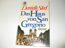 Roman, Das Haus von San Gregorio von Danielle Steel