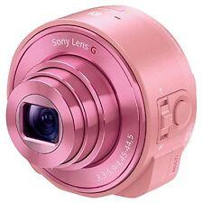 Sony DSC-QX10 Digital Camera Module for Smartphones - Pink