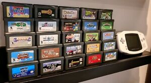 10-Pack of Handheld Game Stands (Displays 50 games!)