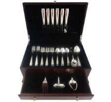 Cordis by Tiffany & Co. Sterling Silver Flatware Set For 6 Service 33 Pieces
