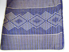 "Pillow Cover Hand Woven Ethiopia Fair Trade Rayon Cotton 16"" x 16"" Living Room"