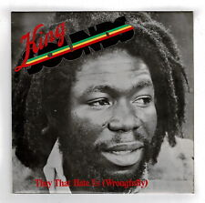 "KING SOUNDS-they that hate us     grove music 12""    (hear)    reggae roots"