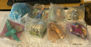 (8) 1996 Burger King Pocahontas Toys *** COMPLETE SET ***