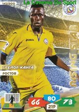 142 GUELOR KANGA GABON # FK.ROSTOV CARD ADRENALYN PANINI 2014