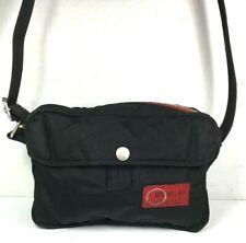 Polo Sport Ralph Lauren Vintage Small Black Nylon Crossbody Bag