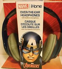 Marvel Comics iHip Captain America Earphone, Earbud, Headphone iPod, iPhone, MP3