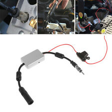 Universal FM Signal Amplifier Car Antenna Radio Booster 88-108Mhz DC 5-12V new