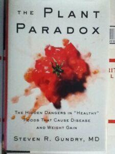 The Plant Paradox Steven R. Gundry, MD