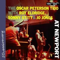 Oscar Peterson-At Newport CD Original recording remastered, L  New