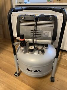 Leiser & Ölfreier Druckluft Kompressor JUN AIR  OF302-25B
