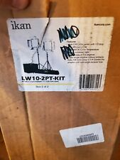 New iKan Lyra Box 2 of 2, two Heavy Duty Light Stands and carry bag.