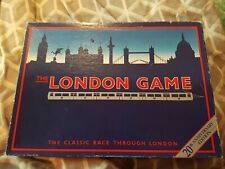 THE LONDON GAME BY A SEVEN TOWNS PRODUCT, 20th ANN. EDITION
