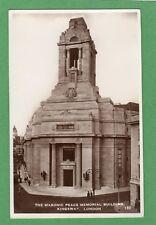 Masonic Peace Memorial Building Kingsway London RP pc unused Excel Ref F802