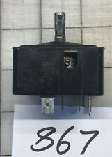 New listing 316095503 One Used Frigidaire Burner Switch -Tested Good -Free Shipping