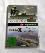 Die Suche nach dem heiligen Gral / Todesboten aus Alamut - TERRA X - Neuware