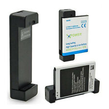 Universal Battery Charger Cradle USB Travel Phones For Samsung N3 S5 S4 S3 S2