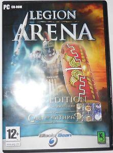 Legion Arena Gold Edition + Espansione Cult of Mithras - PC CD-ROM