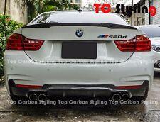 Carbon Fiber Rear Diffuser 3D Style For BMW F32 428 435 M Tech/M Sport