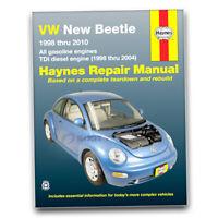 Haynes Workshop Manuale VW New Beetle Benzina Diesel 1999-2007 nuovo servizio di riparazione