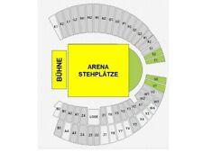 Tickets Bonez MC & RAF Camora München 06.12.19 Arena Innenraum Stehplatz Karten