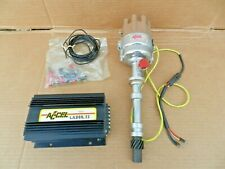 Accel Distributor Tach Drive 39100A Chevy SBC BBC Laser II Ignition 49002 NEW