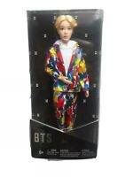 "Mattel BTS ""Jin"" IDOL CORE Fashion DOLL, K-POP Bangtan Boys, New 11 inches"
