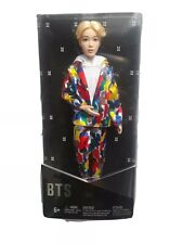 "Mattel BTS ""Jin"" IDOL CORE Fashion DOLL, K-POP Bangtan Boys, New 11 inches"