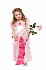 SLEEPING BEAUTY PRINCESS TODDLER GIRLS AURORA FANCY DRESS PARTY COSTUME 2-4 YRS