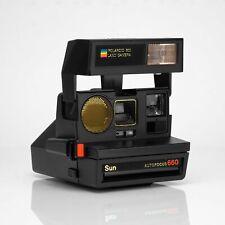 Polaroid 600 Sun660 Autofocus Instant Film Camera