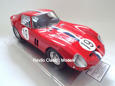 *NEW* JAVAN SMITH 1:8 scale FERRARI 250 GTO Le Mans 1962 (like Amalgam 1:8)