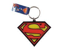 Superman Porte Cles Officiel logo Superman Neuf superman official keychain