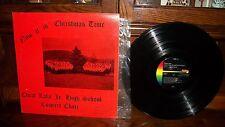 Now It Is Christmas Time-Cheat Lake Jr. HS Concert Choir-Morgantown WV-Record LP