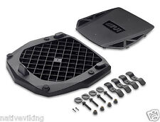 Givi E251 Universal Monokey Top box plate w/ fittings Official Givi UK stockist