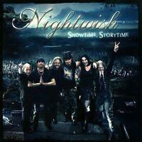 NIGHTWISH Showtime Storytime 2 CD ( BRAND NEW )
