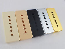 P90 SOAPBAR PICK UP COVERS Single Coil 5 Colours for Gibson Les Paul guitars